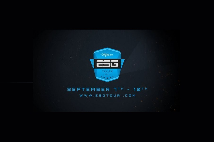 09/07-10(September 07-10) ESG Tournament