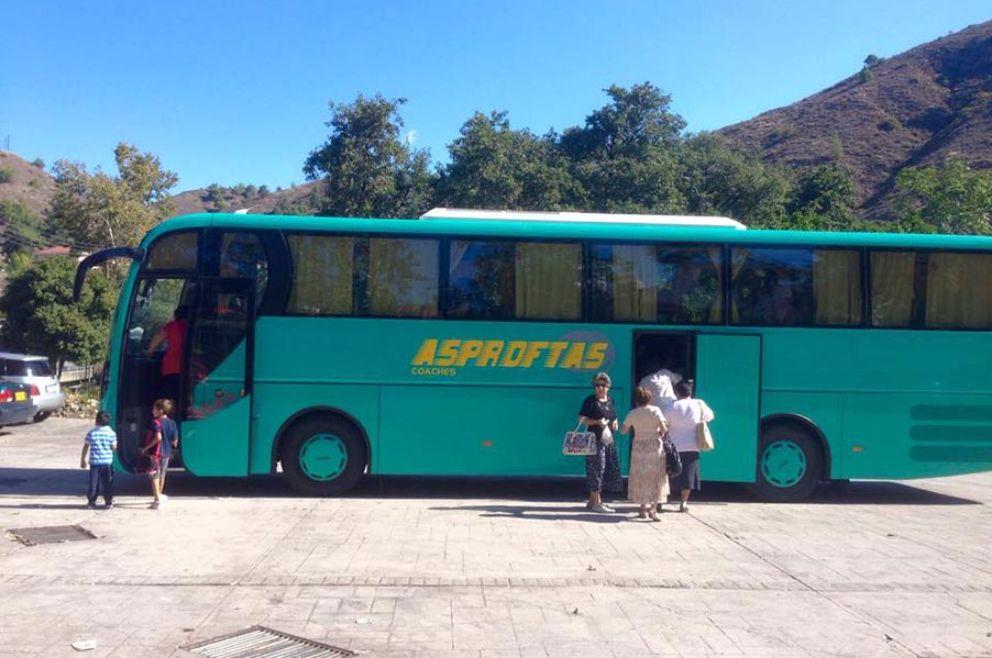 Asproftas Coaches Ltd