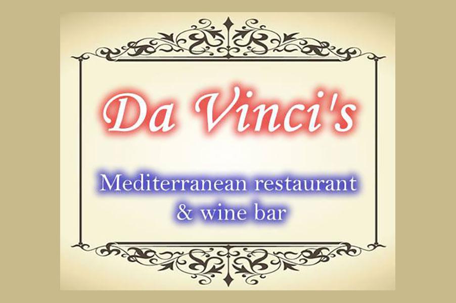 Da Vinci's Italian & Mediterranean Restaurant