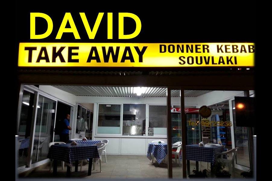 David Take Away