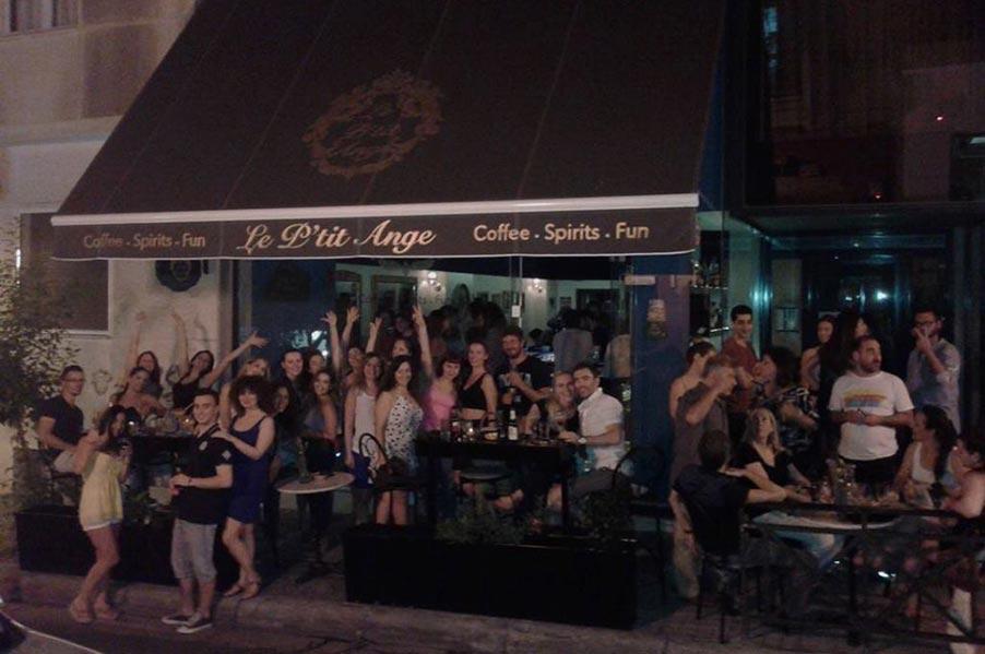 Le P'tit Ange Cafe
