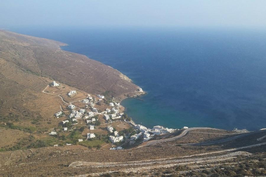 Ysternia beach