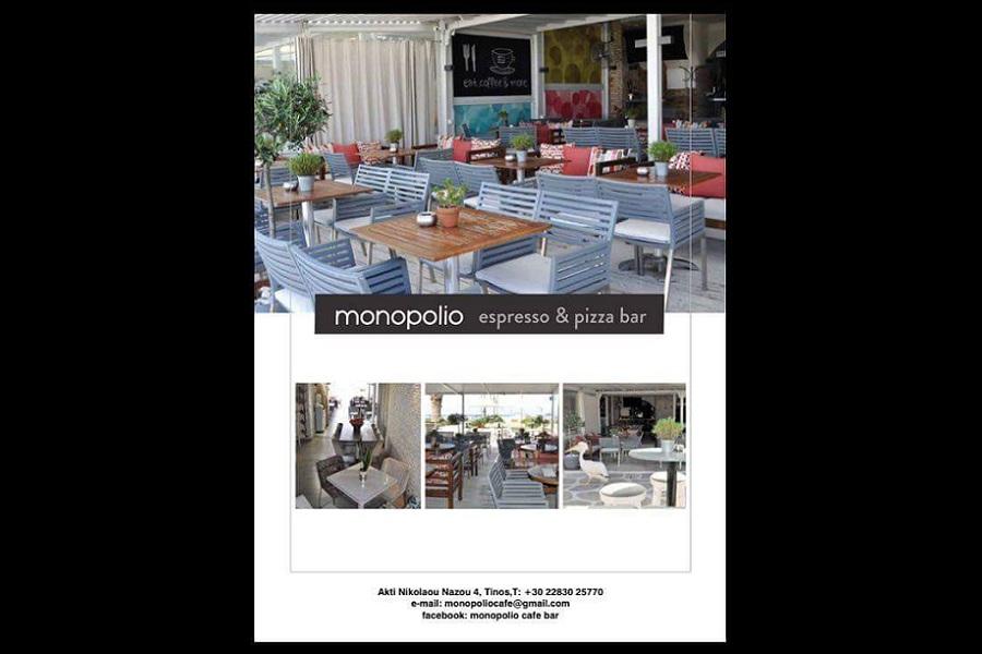 monopolio espresso & pizza bar